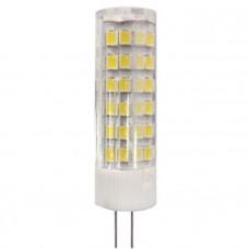 Лампа светодиодная ЭРА LED smd JC-5w-220V-corn, ceramics-827-G4 Б0027857