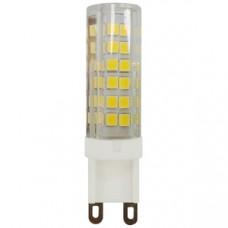 Лампа светодиодная ЭРА LED smd JCD-5w-220V-corn, ceramics-827-G9 Б0027863