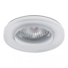 002240 (GM870) Светильник ANELLO OP MR16 ХРОМ/БЕЛЫЙ (в комплекте), шт 002240