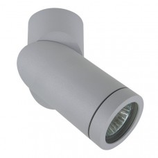 051019 Светильник ILLUMO F HP16 СЕРЫЙ (в комплекте), шт 051019