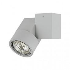 051020 Светильник ILLUMO HP16X1  СЕРЫЙ (в комплекте), шт 051020