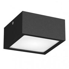 213927 Светильник ZOLLA QUAD LED-SQ 10W ЧЕРНЫЙ 4000K (в комплекте), шт 213927