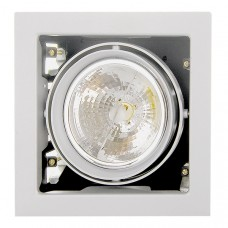 214110 Светильник CARDANO 111Х1  БЕЛЫЙ (в комплекте), шт 214110