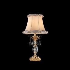 701911 (MT200007-1) Настольная лампа FIOCCO  1х40W E27 ЗОЛОТО (в комплекте), шт 701911