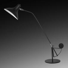 764907  (MТ14003041-1А)  Настольная лампа MANTI 1х40W  E14 Black (в комплекте), шт 764907