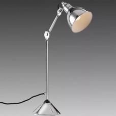 765914 (MТ1201802-1А) Настольная лампа OFT 1х40W E14 ХРОМ (в комплекте), шт 765914
