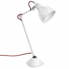 765916 (MТ1201802-1А) Настольная лампа OFT 1х40W E14 БЕЛЫЙ (в комплекте), шт 765916