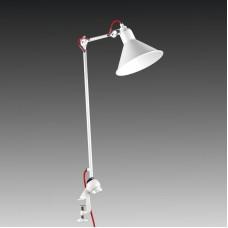 765926 (MТ1201802-1Е) Настольная лампа OFT 1х40W E14 БЕЛЫЙ (в комплекте), шт 765926