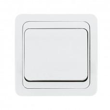 Лондон Выключатель 1-клавишный 10А белый EKF PROxima EEV10-021-10