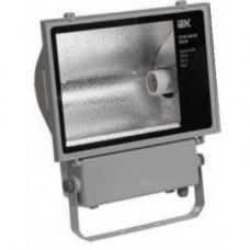 Прожектор ГО03-250-01 250Вт E40 серый симметричный  IP65 ИЭК LPHO03-250-01-K03