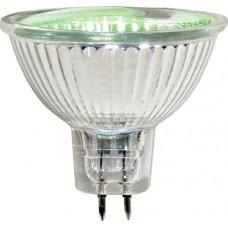 Лампа галогенная HB4 20W 12V MR16/G5.3 (с зеленым фильтром) с/м 02257