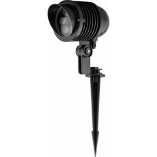 SP2705 Тротуарный светодиодный светильник на колышке, 85-265V, 6W холодный белый IP65 32129