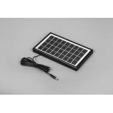 PS0401 Аккумуляторная солнечная панель 3W 220*135*17мм+контроллер 152*110*35мм,+ аксес. ВЫ-ТЬ ИНСТ-Ю 32192