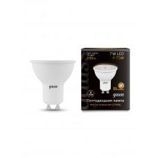 Лампа Gauss LED MR16 7W SMD 2700K GU10 1/10/100 101506107
