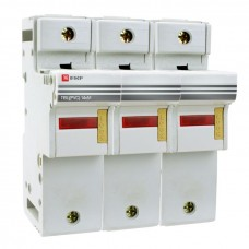 Предохранитель-разъединитель для ПВЦ 14x51 3P (с индикацией) EKF PROxima pr-14-51-3