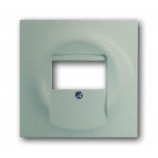 Накладка на аудиорозетку для подключения одной аудиоколонки, S82, S82N, шампань 82057-34