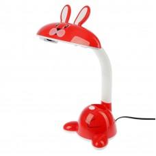 NLED-431-5W-R настольная лампа LED красная ЭРА Б0019776