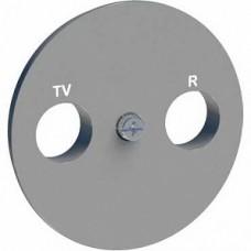 Odace Алюминий Накладка R-TV/SAT S53R441