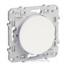 Odace Белый Выключатель 1-клавишный IP44 S52R2010W