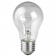 Лампа ЭРА А50 40Вт 225-235V Е27 лон, прозр. в гофре, Б 230-40-4 Б0017692