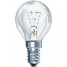 Лампа ЭРА ДШ (А45) 60Вт 230V E14 шарик, прозр. в цветной гофре Б0017702