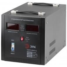 СНПТ-8000-Ц ЭРА Стабилизатор напряжения переносной, ц.д., 140-260В/220/В, 8000ВА (24) Б0020163