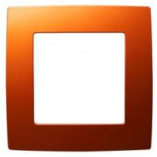 12-5001-24 ЭРА Рамка на 1 пост, Эра12, охра (20/200/5000) Б0019389