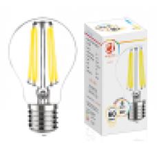 Светодиодная лампа Filament LED A60-F 6W E27 3000K (60W) 205028