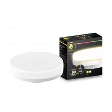 Лампа LED GX53-PR 7W 3000K (60W) 175-250V 253073