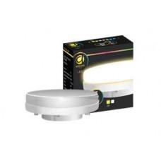 Светодиодная лампа LED GX53-PR 9W 3000K (75W) 175-250V 253093