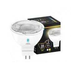 Светодиодная лампа LED MR16-PR 4W GU5.3 3000K (35W) 175-250V 207453
