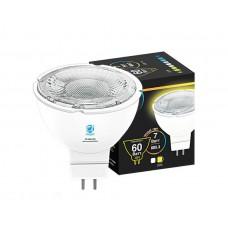 Светодиодная лампа LED MR16-PR 7W GU5.3 3000K (60W) 175-250V 207853
