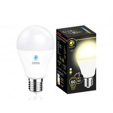 Светодиодная лампа LED A60-PR 9W E27 3000K (75W) 209127