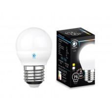 Светодиодная лампа LED B45-PR 8W E27 4200K (75W) 204184