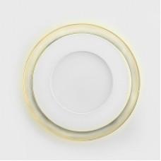 Светодиодный светильник DAYLIGHT S440/10+3 белый/теплый (3 режима) круглый со стеклом (D150/A100) *S440/10+3