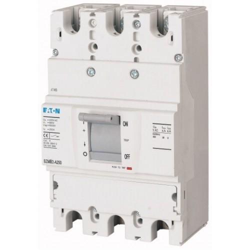 BZMB2-A160 Автоматический выключатель 160А,номинальное напряжение  400/415 В (АС),  3 полюса, откл.способность 25кА 116970