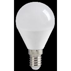 Лампа светодиодная ECO G45 шар 5Вт 230В 3000К E14 IEK LLE-G45-5-230-30-E14