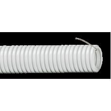 Труба гофр.ПВХ d25 с зондом (25м) ИЕК CTG20-25-K41-025I