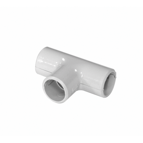 Тройник открывающийся TI20G IEK (5 шт/упак) CTA10D-TIG20-K41-005