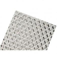 Рассеиватель для гипсокартонных 1170*175 призма стандарт (1163*160 мм) V2-A0-PR00-00.2.0021.25