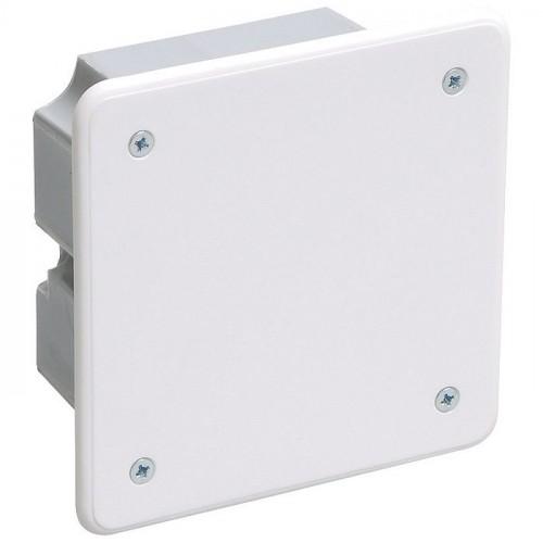 Коробка КМ41007 распаячная для твердых стен d80x40 (с крышкой) UKT11-080-040-000