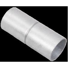 Муфта безрезьбовая алюминиевая d25 мм CTA11-M-AL-NN-025