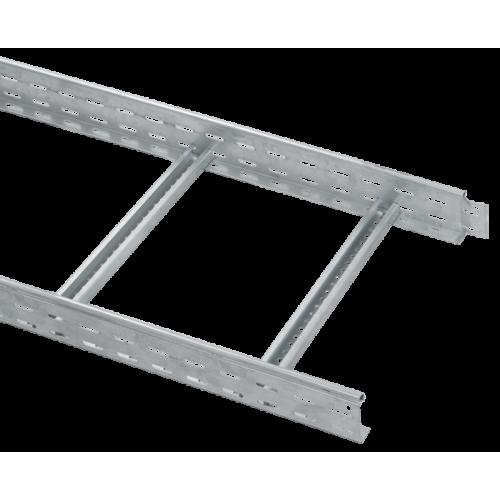 Лоток лестничный 100х400х3000, 1,2 мм LLK1-100-400