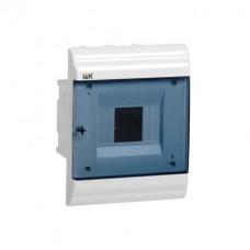 Бокс ЩРВ-П-4 модуля встраив.пластик IP41 PRIME MKP82-V-04-41-20