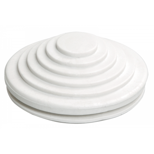 Сальник d= 25мм (Dотв.бокса 27мм) белый YSA40-25-27-68-K01