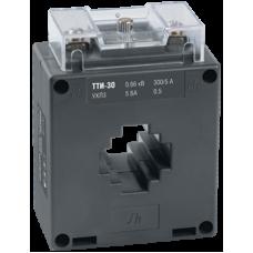 Трансформатор тока ТТИ-30 100/5А 5ВА класс 0,5S IEK ITT20-3-05-0100