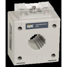 Трансформатор тока ТШП-0,66  500/5А  5ВА  класс 0,5 габарит 40  ИЭК ITB30-2-05-0500