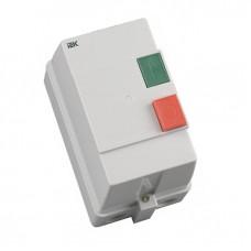 Контактор КМИ22560 25А в оболочке Ue=380В/АС3  IP54 ИЭК KKM26-025-380-00