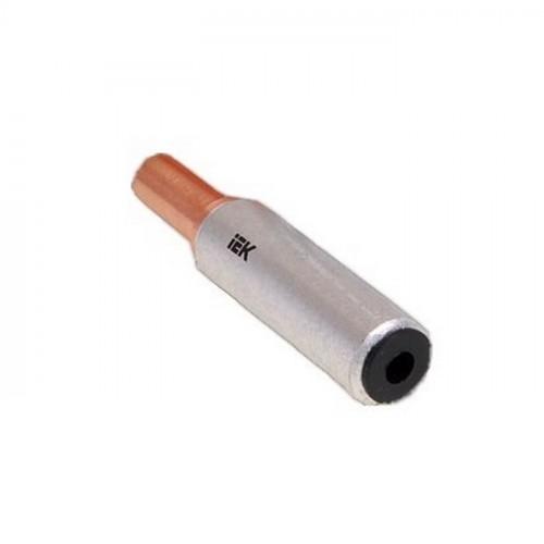 Гильза ГМА-25/35 медно-алюминиевая соединительная IEK UGTL10-025-07