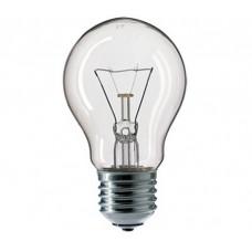 Лампа накаливания A55 шар прозр. 75Вт E27 IEK LN-A55-75-E27-CL